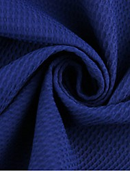 Solid Fabric Polyester Pool Apparel Fabric & Trims