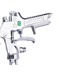 The Discharge Amount Of 0.2Ml / S Output Pressure 0.34Mpa Distance 200Mm Power 100 W-71 Stainless Steel Paint Spray Gun