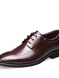 Men's Oxfords New Arrival/Men's  Dress/Business Style/Genuine Leather Oxfords/Office & Career/Casual  Black/Brown