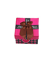 Packaging & Shipping Rose Red Jewelry Box A Pack of Five