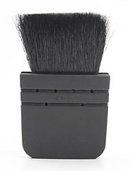 1 Pincel para Blush Escova de Cabelo de Cabra Profissional / Portátil Madeira Rosto Outros