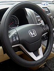 Vinyl Leather Steering Wheel Cover Feel Comfortable And Odor-Free Environment Wear Non-Slip Anti-Sweat