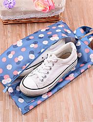 receber saco sapatas caixa de pacote de saco de receber bolsa de saco de pó para receber bolsa de viagem à prova de água