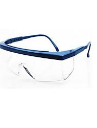 пыли, анти туман и анти ультрафиолетового защитить очки (регулируемые зеркала ноги)