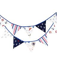 Eco-friendly Material Wedding Decorations-1Piece/Set Ornaments Birthday Fairytale Theme Blue