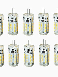 G4 Luces LED de Doble Pin T 57 SMD 3014 300-450 lm Blanco Cálido Blanco Fresco Blanco Natural Decorativa ImpermeableDC 12 AC 12 AC 24 DC