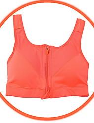 Running Tops Men's Short Sleeve Comfortable / Sunscreen Cotton / Chinlon Running Sports Sports Wear Stretchy SlimOutdoor