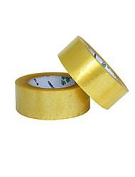 ansparent vedação fita fita 4,5 centímetros de largura e 2,5 centímetros de espessura (volume 2 a)