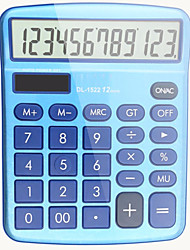 1PC Solar Calculator Computer Keyboard Buttons