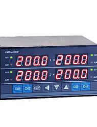 instrument de contrôle de la température (prise en courant alternatif 220V; plage de température: -30 à 2000 ℃)