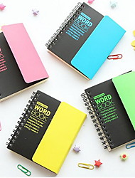 Notebooks criativas Multifuncional,A7