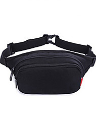 Men Acrylic Sports / Casual / Outdoor Waist Bag