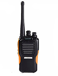 Walkie Talkie  400-450MHz 3KM-5KM Power Saving Function No Mentioned Two Way Radio