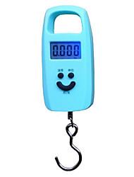 mini-balance électronique rétro-éclairage portable (chinois ou anglais)