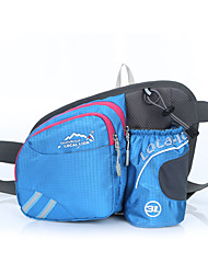 Chest Bag Waist Bag/Waistpack Shoulder Bag Bottle Carrier Belt for Cycling/Bike Running Sports Bag Multifunctional Running BagIphone