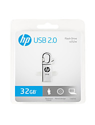 o novo HP usb x252w de metal 32GB de disco criativo u