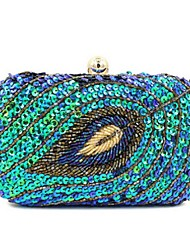 Women Glitter Casual Clutch