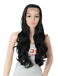 Synthetic Lace Front Wigs Natural Wave Soft Hair Wigs New Style