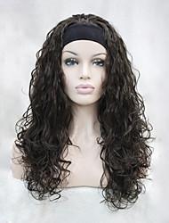 La moitié perruque Perruques pour femmes # 6 Perruques de Costume Perruques de Cosplay