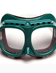 gafas de seguridad (verde)