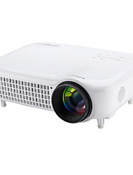 EG Beaver® LED5018 Newest Home Theater Cinema Projector LED Multimedia Portable Video Pico fnl0808