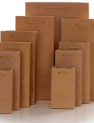 Kraft Paper Bags Bags Manufacturers Custom-Made Wholesale Customized Gift Bag Packaging Bag Spot