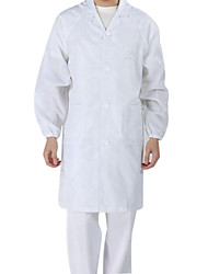 White Coat of High Temperature Anti-Static Dust-Proof and Durable Labor Protective Clothing Dagua