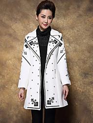 Для женщин Шинуазери (китайский стиль) Обычная Вышивка