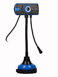usb2.0 ночного видения HD настольный компьютер камера 1200w пикселей с микрофоном веб-камеры