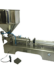 Automatic Quantitative Filling Machine for Horizontal Single Head Paste Filling Machine