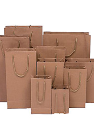Creative Kraft Paper Bags Food Bags Garment Bag Generic Tea Bag Customized Promotional Gifts Add Logo