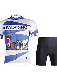 Paladin Sport Men  Cycling Jersey + Shorts Suit DT694 Cycling