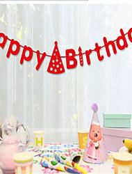 С Днем Рождения день рождения знамени макет старого младенца lahua декоративные реквизита suppliesy