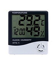 Digital Temperature And Humidity Display Instrument(Measurement Range:-10℃~50(℃)/ 	20~99(RH))