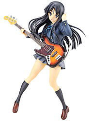 K-ON Mio Akiyama 20CM Anime Action Figures Model Toys Doll Toy