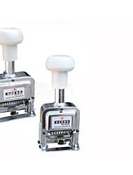 une machine de haute qualité de numérotation manuelle, imprimante papier, le code date de l'imprimante, l'emballage de codage Machine