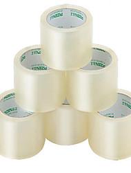 эффективный ультра-супер прозрачная лента липкая лента экспресс-пакет Taobao запечатывания уплотнительная лента бумага нестандартного