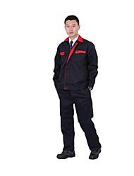 salopette usine de vêtements salopettes costume ensembles de soudage et d'autres mots l'impression personnalisée brodés (code xl de vente)