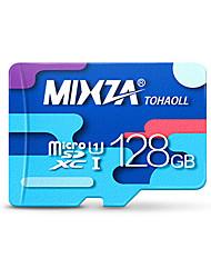 mixza 128 GB Klasse 10 micro sd tf Flash-Speicherkarte mit hoher Geschwindigkeit echte Lesegeschwindigkeit: 80 MB / s wasserdicht