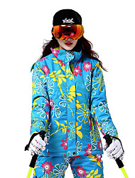 Outdoor Professional Ski Clothes Waterproof Breathable Ski Clothing