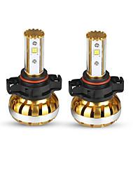 liancheng® 60w 7800lm 9 ~ 32V hohe Helligkeit LED-Scheinwerfer-Kit-5202 / psx24w für Auto, Off-Road, utv, atv