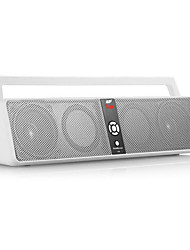 mini-haut-parleur portable Bluetooth portable externe 2.1 / 5.1 carte danse carrée voiture subwoofer audio
