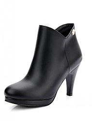 Women's Heels Spring / Fall / WinterHeels / Cowboy  Riding Boots / Fashion Boots / Motorcycle Boots / Bootie / Combat
