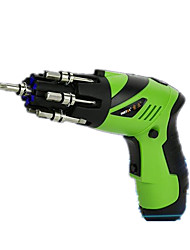 3.6V Rechargeable Electric Screwdriver(Plug-in AC - 220V;)