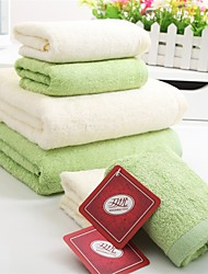 """1 PC  Bamboo Fiber Thickening Hand Towel Super Soft 13"""" by 30""""  Anti-microbico"""