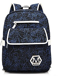Men Canvas Casual Backpack