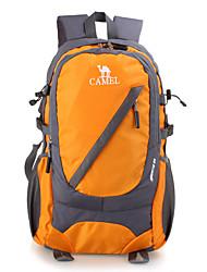 36-55 L Tourenrucksäcke/Rucksack Camping & Wandern / Klettern Draußen Wasserdicht / tragbar Grün / Orange Oxford Other