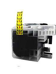 cartouches mfc-j3720 j3520 j2510 multifonction Machine lc599xl impression (noir)