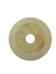 Electroplated Diamond Wafer Glass Jade Stone Cutting Saw Blade Grinding Grinder Amber