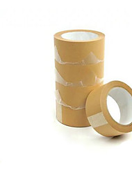 60Mm*36M High Quality Environmental Protection High Adhesive Writing Kraft Paper Tape